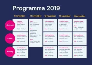 Programma_Week van C&W